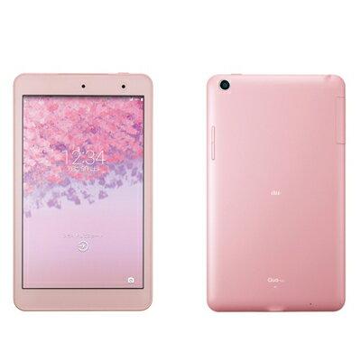 中古 Qua tab KYT31 Pink au 8.0インチ アンドロイド タブレット 本体 送料無料【当社1ヶ月間保証】【中古】 【 携帯少年 】