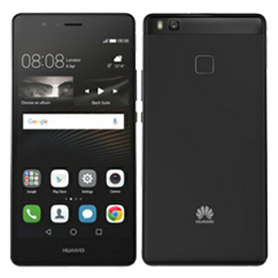 新品 未使用 Huawei P9 Lite VNS-L22 Black【国内版】 SIMフリー スマホ 本体 送料無料【当社6ヶ月保証】【中古】 【 携帯少年 】