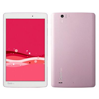 新品 未使用 Qua tab PX LGT31 Pink au 8.0インチ アンドロイド タブレット 本体 送料無料【当社6ヶ月保証】【中古】 【 携帯少年 】