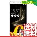 新品 未使用 ASUS ZenFone3 Ultra Dual SIM ZU680KL 64GB Glacier Silver 【海外版】 SIMフリー スマホ...
