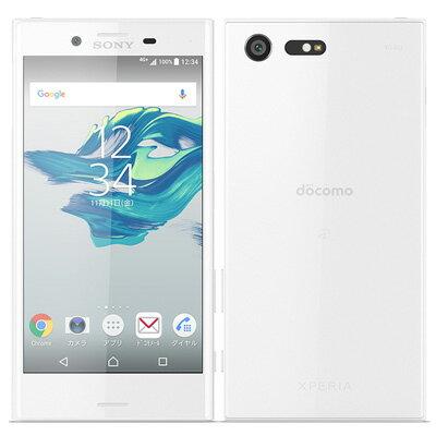 新品 未使用 Xperia X Compact SO-02J White docomo スマホ 白ロム 本体 送料無料【当社6ヶ月保証】【中古】 【 中古スマホとsimフリー端末販売の携帯少年 】