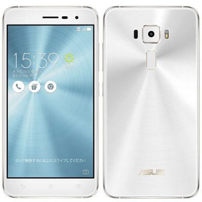 新品 未使用 ASUS ZenFone3 5.2 Dual SIM ZE520KL White 【32GB 国内版】 SIMフリー スマホ 本体 送料無料【当社6ヶ月保証】【中古】 【 携帯少年 】