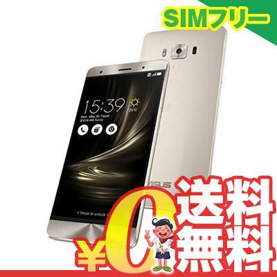 中古 ASUS ZenFone3 Deluxe Dual ZS570KL 64GB Glacier Silver 【海外版】 SIMフリー スマホ 本体 送料無料【当社1ヶ月間保証】【中古】 【 携帯少年 】