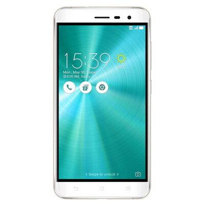 中古 ASUS ZenFone3 5.2 Dual SIM ZE520KL-WH32S3 White 【32GB 国内版】 SIMフリー スマホ 本体 送料無料【当社1ヶ月間保証】【中古】 【 携帯少年 】