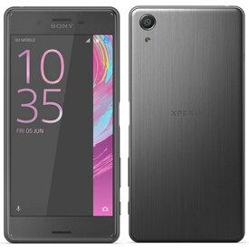 中古 Sony Xperia X Performance Dual F8132 [GraphiteBlack 64GB 海外版] SIMフリー スマホ 本体 送料無料【当社3ヶ月間保証】【中古】 【 携帯少年 】