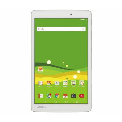 中古 Qua tab PX LGT31 White au 8.0インチ アンドロイド タブレット 本体 送料無料【当社3ヶ月間保証】【中古】 【 携帯少年 】