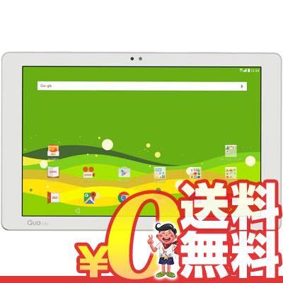 中古 Qua tab PZ LGT32 White au 10.1インチ アンドロイド タブレット 本体 送料無料【当社1ヶ月間保証】【中古】 【 携帯少年 】