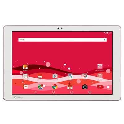中古 Qua tab PZ LGT32 Pink au 10.1インチ アンドロイド タブレット 本体 送料無料【当社3ヶ月間保証】【中古】 【 携帯少年 】