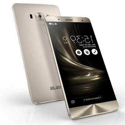 中古 ASUS ZenFone3 Deluxe Dual ZS570KL 256GB Gold 【国内版】 SIMフリー スマホ 本体 送料無料【当社1ヶ月間保証】【中古】 【 携帯少年 】