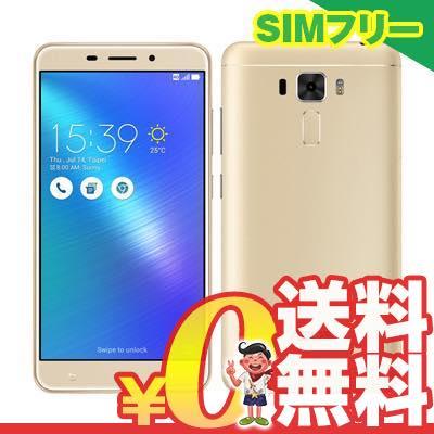 新品 未使用 ASUS ZenFone3 Laser ZC551KL-GD32S4 Gold【RAM4GB/ROM32GB/国内版】 SIMフリー スマホ 本体 送料無料【当社6ヶ月保証】【中古】 【 中古スマホとsimフリー端末販売の携帯少年 】
