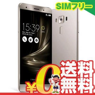 中古 ASUS ZenFone3 Deluxe Dual ZS570KL 256GB Silver 【国内版】 SIMフリー スマホ 本体 送料無料【当社1ヶ月間保証】【中古】 【 携帯少年 】