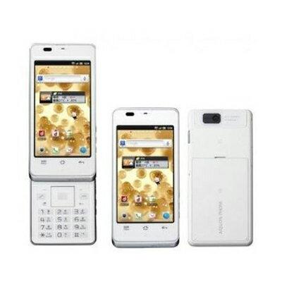 中古 【本体未使用品】AQUOS PHONE Slider SH-02D White docomo スマホ 白ロム 本体 送料無料【当社1ヶ月間保証】 【 中古スマホとsimフリー端末販売の携帯少年 】