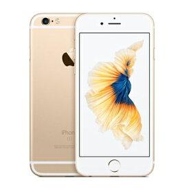 中古 【SIMロック解除済】iPhone6s 16GB A1688 (MKQL2J/A) ゴールド au スマホ 白ロム 本体 送料無料【当社3ヶ月間保証】【中古】 【 携帯少年 】