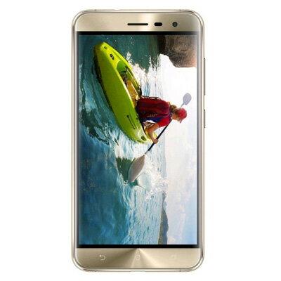 新品 未使用 ASUS ZenFone3 5.2 Dual SIM ZE520KL Shimmer Gold 【32GB 国内版】 SIMフリー スマホ 本体 送料無料【当社6ヶ月保証】【中古】 【 携帯少年 】