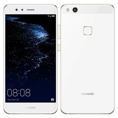 新品 未使用 Huawei P10 lite WAS-LX2J (HWU32) Pearl White【UQモバイル版】 SIMフリー スマホ 本体 送料無料【当社6ヶ月保証】【中古】 【 携帯少年 】