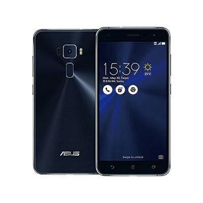 中古 ASUS ZenFone3 5.2 Dual SIM ZE520KL-BK32S3RT Black 【32GB 楽天版】 SIMフリー スマホ 本体 送料無料【当社1ヶ月間保証】【中古】 【 携帯少年 】