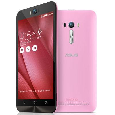 新品 ASUS ZenFone Selfie (ZD551KL-PK16) ピンク【国内版】 SIMフリー スマホ 本体 送料無料【当社6ヶ月保証】 【 中古スマホとsimフリー端末販売の携帯少年 】