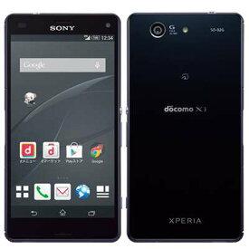 中古 Xperia Z3 Compact SO-02G Black docomo スマホ 白ロム 本体 送料無料【当社3ヶ月間保証】【中古】 【 携帯少年 】