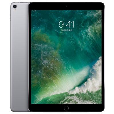 中古 【SIMロック解除済】iPad Pro 10.5インチ Wi-Fi+Cellular (MQEY2J/A) 64GB スペースグレイ au 10.5インチ タブレット 本体 送料無料【当社1ヶ月間保証】【中古】 【 携帯少年 】