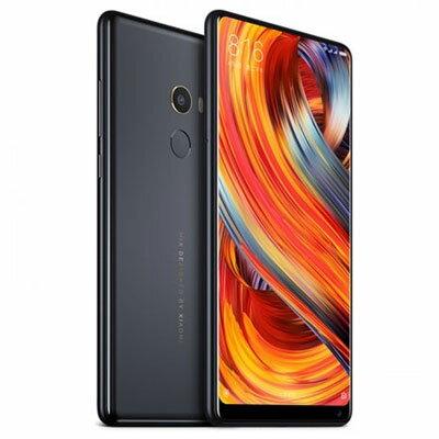 中古 Xiaomi Mi Mix2 Dual-SIM 【Ceramic Black 128GB 中国版】 SIMフリー スマホ 本体 送料無料【当社3ヶ月間保証】【中古】 【 携帯少年 】