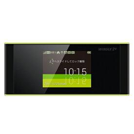 新品 未使用 【au版】Speed Wi-Fi NEXT W05 HWD36SKA ブラック×ライム モバイルルーター au 本体 送料無料【当社6ヶ月保証】【中古】 【 携帯少年 】