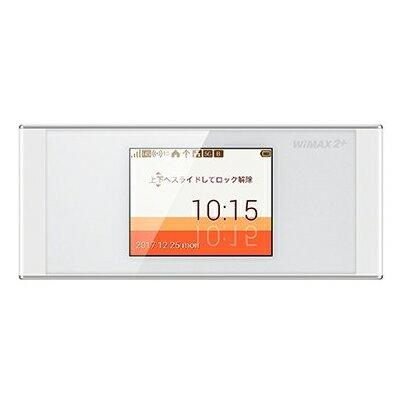 新品 未使用 【au版】Speed Wi-Fi NEXT W05 HWD36SWA ホワイト×シルバー モバイルルーター au 本体 送料無料【当社6ヶ月保証】【中古】 【 携帯少年 】