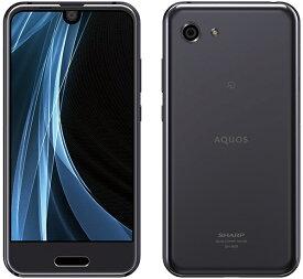 新品 未使用 AQUOS R compact SH-M06 Silver Black SIMフリー スマホ 本体 送料無料【当社6ヶ月保証】【中古】 【 携帯少年 】