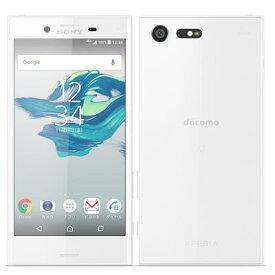 中古 【SIMロック解除済】Xperia X Compact SO-02J White docomo スマホ 白ロム 本体 送料無料【当社3ヶ月間保証】【中古】 【 携帯少年 】