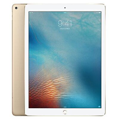 中古 【第2世代】iPad Pro 12.9インチ Wi-Fi+Cellular (MQEF2J/A) 64GB ゴールド au 12.9インチ タブレット 本体 送料無料【当社1ヶ月間保証】【中古】 【 携帯少年 】