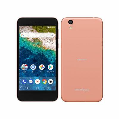 新品 未使用 Android One S3 ピンク SoftBank スマホ 白ロム 本体 送料無料【当社6ヶ月保証】【中古】 【 携帯少年 】