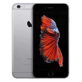 中古 【SIMロック解除済】iPhone6s Plus 64GB A1687 (MKU62J/A) スペースグレイ au スマホ 白ロム 本体 送料無料【当社3ヶ月間保証】【中古】 【 携帯少年 】