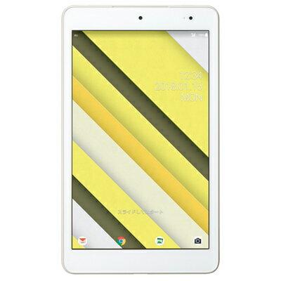 新品 未使用 Qua tab QZ8 KYT32SWA Off White au 8.0インチ アンドロイド タブレット 本体 送料無料【当社6ヶ月保証】【中古】 【 携帯少年 】