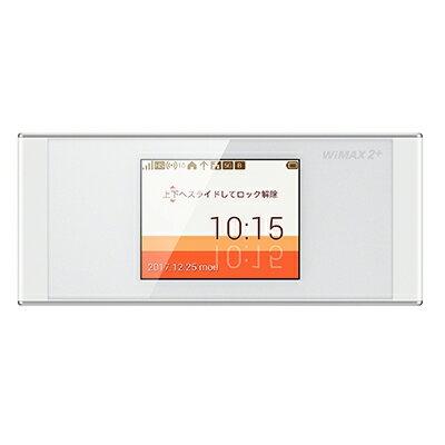 中古 【au版】Speed Wi-Fi NEXT W05 HWD36SWA ホワイト×シルバー モバイルルーター au 本体 送料無料【当社3ヶ月間保証】【中古】 【 携帯少年 】