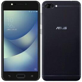 ASUS Zenfone4 Max Pro Dual-SIM ZC554KL-BK32S4BKS 32GB ネイビーブラック【国内版 SIMフリー】 ASUS 当社3ヶ月間保証 中古 【 中古スマホとタブレット販売の携帯少年 】