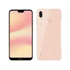 新品 未使用 Huawei P20 lite HWV32 Sakura Pink au スマホ 白ロム 本体 送料無料【当社6ヶ月保証】【中古】 【 携帯少年 】