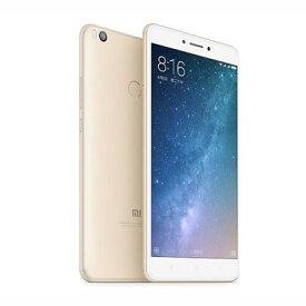 中古 Xiaomi Mi MAX2 [Gold 64GB 中国版] SIMフリー スマホ 本体 送料無料【当社3ヶ月間保証】【中古】 【 携帯少年 】