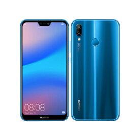 新品 未使用 Huawei P20 lite ANE-LX2J (HWSDA1) クラインブルー Y!mobile スマホ 白ロム 本体 送料無料【当社6ヶ月保証】【中古】 【 携帯少年 】