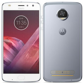 新品 未使用 Motorola Moto Z2 Play XT1710-09 Nimbus [国内版] SIMフリー スマホ 本体 送料無料【当社6ヶ月保証】【中古】 【 携帯少年 】