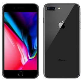 中古 【SIMロック解除済】iPhone8 Plus 256GB A1898 (MQ9N2J/A) スペースグレイ au スマホ 白ロム 本体 送料無料【当社3ヶ月間保証】【中古】 【 携帯少年 】