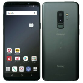 中古 【SIMロック解除済】Galaxy S9+ SC-03K Titanium Gray docomo スマホ 白ロム 本体 送料無料【当社3ヶ月間保証】【中古】 【 携帯少年 】