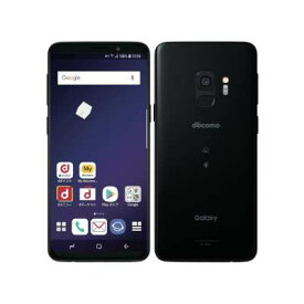 中古 Galaxy S9 SC-02K Midnight Black docomo スマホ 白ロム 本体 送料無料【当社3ヶ月間保証】【中古】 【 携帯少年 】