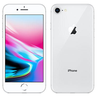 新品 未使用 iPhone8 64GB A1906 (MQ792J/A) シルバー【2018】 au スマホ 白ロム 本体 送料無料【当社6ヶ月保証】【中古】 【 携帯少年 】