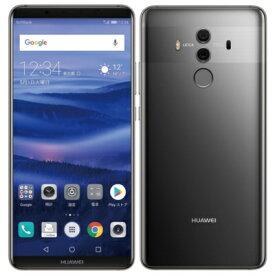 Huawei Mate 10 Pro BLA-L29 Titanium Gray【国内版SIMフリー】 Huawei 当社3ヶ月間保証 中古 【 中古スマホとタブレット販売の携帯少年 】