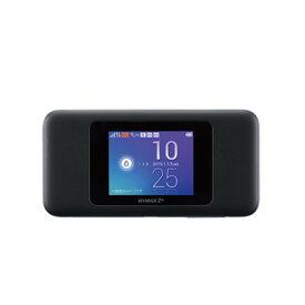 未使用 【UQWiMAX版】Speed Wi-Fi NEXT W06 HWD37SKU ブラックxブルー モバイルルーター 本体 送料無料【当社6ヶ月保証】【中古】 【 携帯少年 】