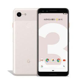 【SIMロック解除済】docomo Google Pixel3 G013B [Not Pink 64GB] Google 当社3ヶ月間保証 中古 【 中古スマホとタブレット販売のイオシス 】