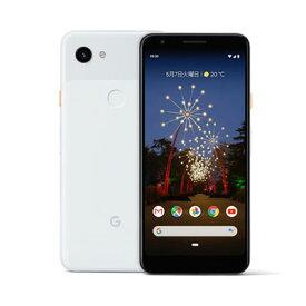 【SIMロック解除済】Softbank Google Pixel3a G020H [Clearly White 64GB] Google 当社3ヶ月間保証 中古 【 中古スマホとタブレット販売の携帯少年 】