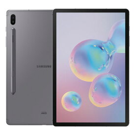 新品 未使用 Samsung Galaxy Tab S6 LTE 10.5 SM-T865【Mountain Gray 8GB 256GB 海外版 SIMフリー】 10.5インチ アンドロイド タブレット 本体 送料無料【当社6ヶ月保証】【中古】 【 携帯少年 】