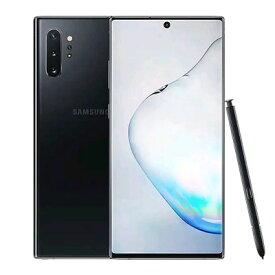 【SIMロック解除済】au Galaxy Note10+ (Plus) SCV45 Aura Black SAMSUNG 当社3ヶ月間保証 中古 【 中古スマホとタブレット販売のイオシス 】