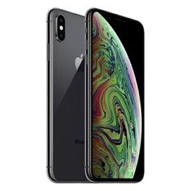 中古 【SIMロック解除済】【ネットワーク利用制限▲】 iPhoneXS Max A2102 (MT6Q2J/A) 64GB スペースグレイ au スマホ 白ロム 本体 送料無料【当社3ヶ月間保証】【中古】 【 携帯少年 】