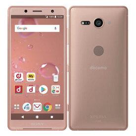中古 【SIMロック解除済】Sony Xperia XZ2 Compact SO-05K Coral Pink docomo スマホ 白ロム 本体 送料無料【当社3ヶ月間保証】【中古】 【 携帯少年 】